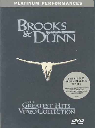 GREATEST HITS VIDEO COLLECTION BY BROOKS & DUNN (DVD)